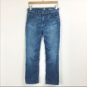 7 For all Mankind Slimmy Stretchy Jeans 29
